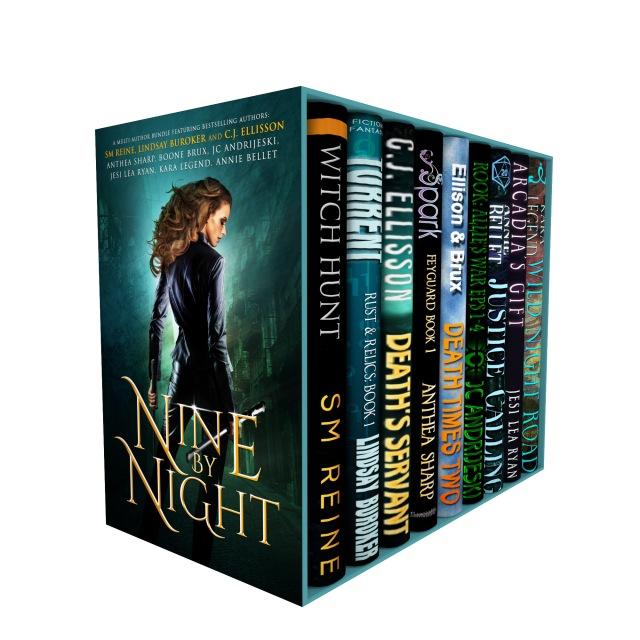 Nine By Night Brighter