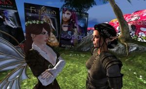 Anthea and Morwen 6