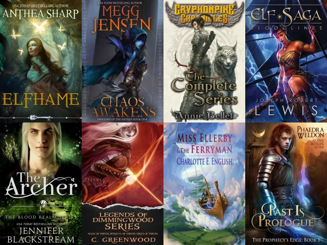 Epic elves covers