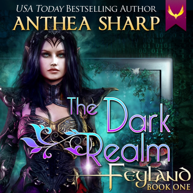 Dark Realm audio cover
